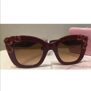 New Kate Spade New York Cat eye Sunglasses